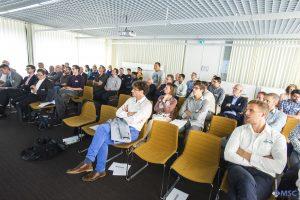 MSC structural integrity seminar ECA OCAS BIL UGent Soete laboratory 5