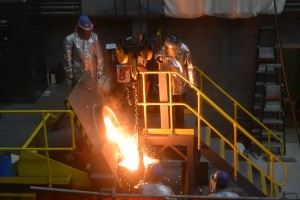MPC invests in new induction furnaces